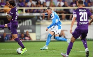 Napoli 7 gollü maçta 3 puanı aldı! Eljif Elmas...