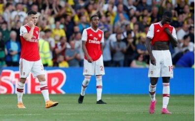 Arsenal'de Xhaka'dan itiraf; 'Watford'dan korktuk'