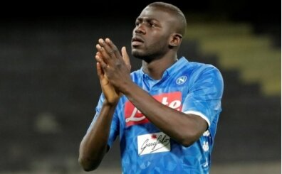 Napoli'den Koulibaly için Manchester United'a ret!