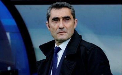 Valverde: '15 gün önce her şey çok farklıydı'