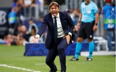 Antonio Conte: 'Slavia Prag maçı bizi kızdırdı'