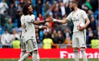 Real Madrid'de Marcelo'dan ayrılık iddialarına yanıt!