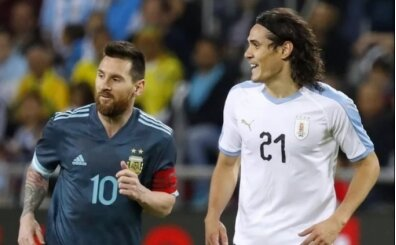 Messi ile Cavani, kavganın eşiğinden döndü