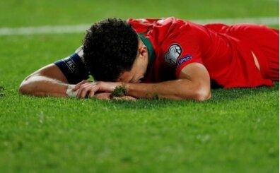 Portekiz, EURO 2020 yolunda kayıp!