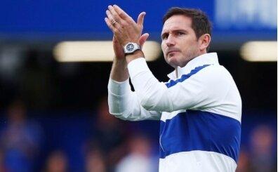 Lampard'dan İstanbul' yanıtı; 'Bahane sevmem'