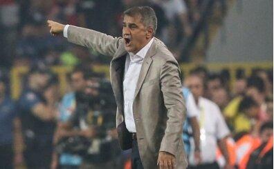 Şenol Güneş'ten oyuncularına Fenerbahçe için ilk uyarı