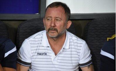 Sergen Yalçın'dan maç sonu transfer talebi!