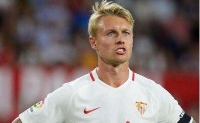 Sevilla'da Simon Kjaer maç kadrosuna alınmadı!