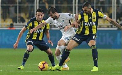 BB Erzurumspor-Fenerbahçe! Muhtemel 11'ler