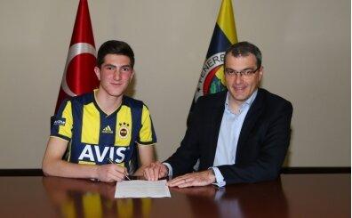 Fenerbahçe, genç yeteneğe imzayı attırdı