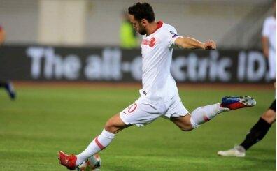 Hakan Çalhanoğlu gol anını anlattı! 'Önüm boştu'