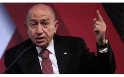 TFF Başkanı Nihat Özdemir: 'Bu takımda kimse prim konuşmaz'