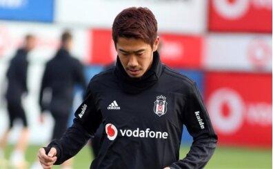 Beşiktaş'ta Shinji Kagawa derbiye hazır!