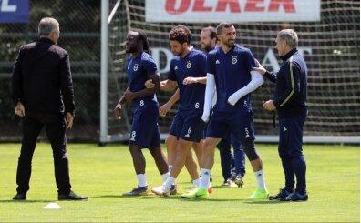 Fenerbahçe, 5 futbolcusundan yoksun çalıştı