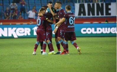 Trabzonspor doludizgin devam ediyor!