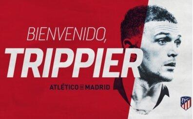 Atletico Madrid, Trippier'i kadrosuna kattı!