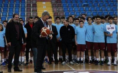 Trabzonspor basketbolda altyapıyı kurdu