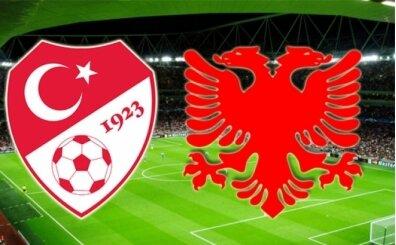 Arnavutluk Türkiye canlı hangi kanalda? Arnavutluk Türkiye maçı saat kaçta?