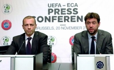 Futbolda yeni proje: Süper Şampiyonlar Ligi