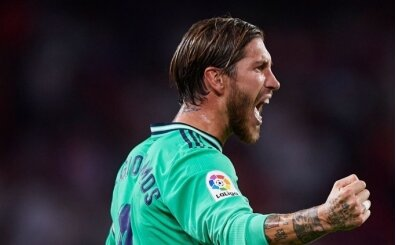Sergio Ramos: 'Her zaman kazanmaya açız'