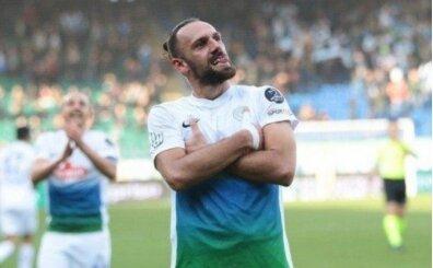 Çaykur Rizespor'dan iki futbolcuya milli davet geldi