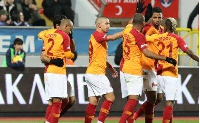 Galatasaraylı futbolcular hedefi belirledi: 'Sırada Benfica var!'