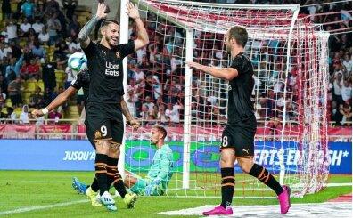 Marsilya, Monaco'da 4 golle geri döndü!