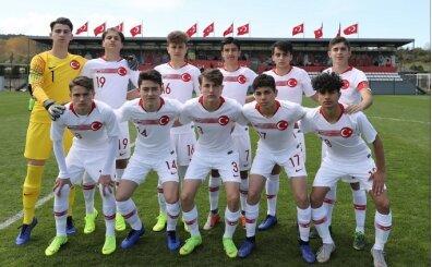 Genç milliler İstanbul'da birinci oldu