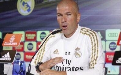 Zinedine Zidane'dan eleştirilere cevap!