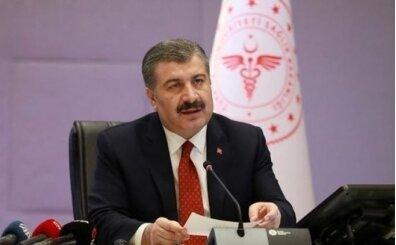 Sağlık Bakanı'ndan İstanbul ve Bursa açıklaması