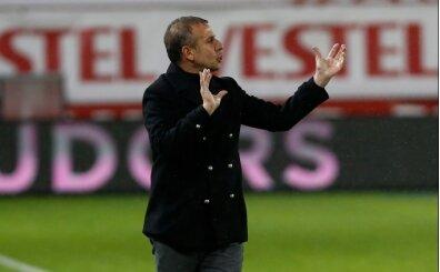 Abdullah Avcı: 'Trabzonspor hep yukarıda olacak'