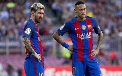 Neymar: 'Messi ile seneye birlikte oynamak zorundayız'