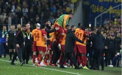 Galatasaray'ın Kadıköy'e 23 totemi