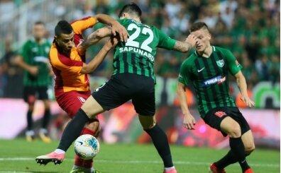 Galatasaray - Denizlispor muhtemel 11