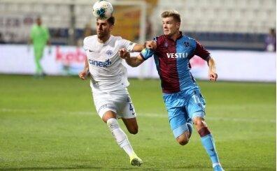 Trabzonspor Kasımpaşa muhtemel 11'ler