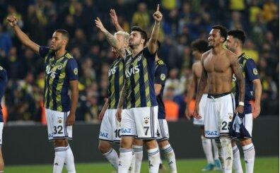 Fenerbahçe, Galatasaray'a 5,5 yıldır kaybetmiyor!