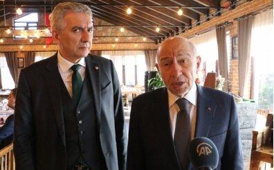 Nihat Özdemir'den Ali Koç'a cevap
