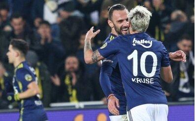 Fenerbahçe, Kruse ve Muriqi ile Başakşehir'i devirdi