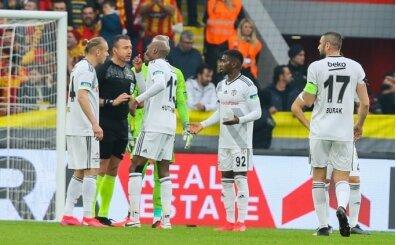 Beşiktaş'ta kural hatası için başvuru hazırlığı