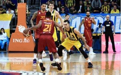 Galatasaray, deplasmanda 9 sene sonra Fenerbahçe Beko'yu yendi!