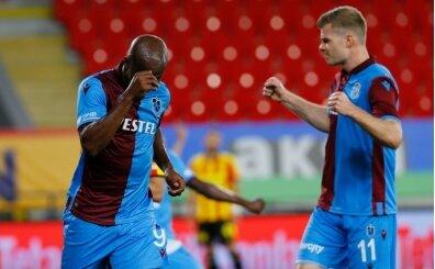 Trabzonspor'da sakatlar döndü; Galatasaray'a tam kadro