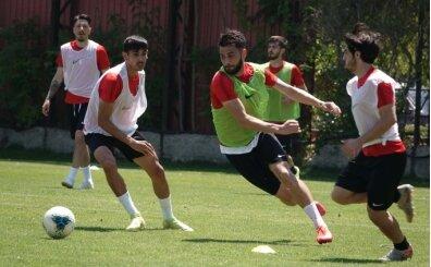 Gençlerbirliği ara vermeden Fenerbahçe maçına hazırlanıyor