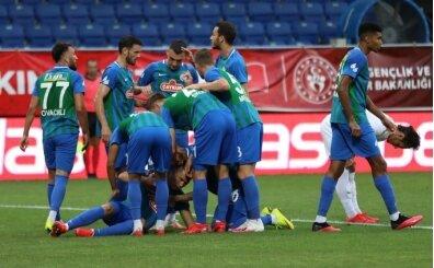Kayserispor 86'da sevindi ama Rizespor 90+2 ve 90+4'te geri döndü