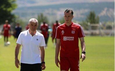 Sivasspor, zorlu Fenerbahçe maçına hazır