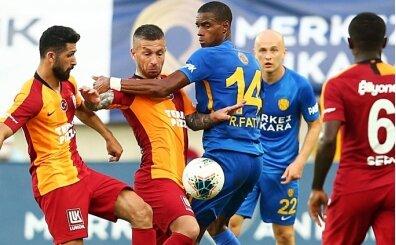 Ankaragücü için son bir umut, Galatasaray'da yıkım!