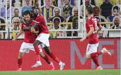 Sivasspor'da Emre Kılınç 'gol orucunu' bozdu