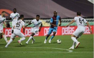 Denizlispor - Trabzonspor: Muhtemel 11