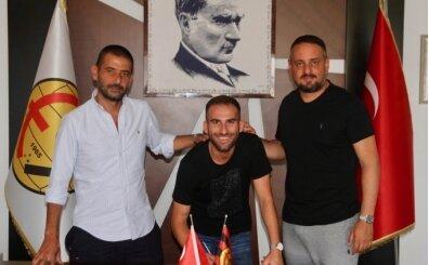Eskişehirspor, iki isimle sözleşme yeniledi