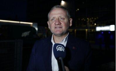 Göksel Gümüşdağ: 'Bunu UEFA'ya şikayet edeceğiz'