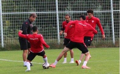 Yılport Samsunspor'da yeni sezon hazırlıkları